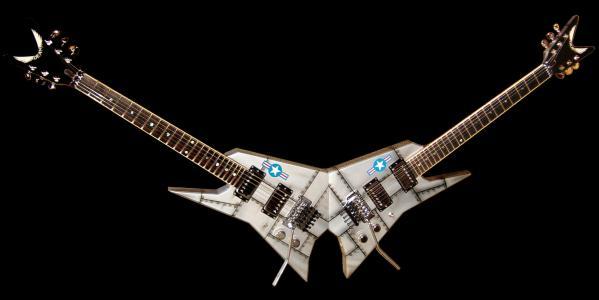 double  guitar