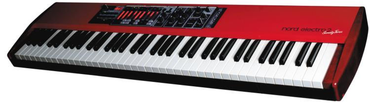 clavia updates nord electro 2 software rh pro music news com nord electro 2 61 manual nord electro 2 seventy three manual
