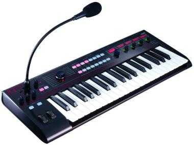 Compact R3 synthesizer/vocoder by Korg launched at winter