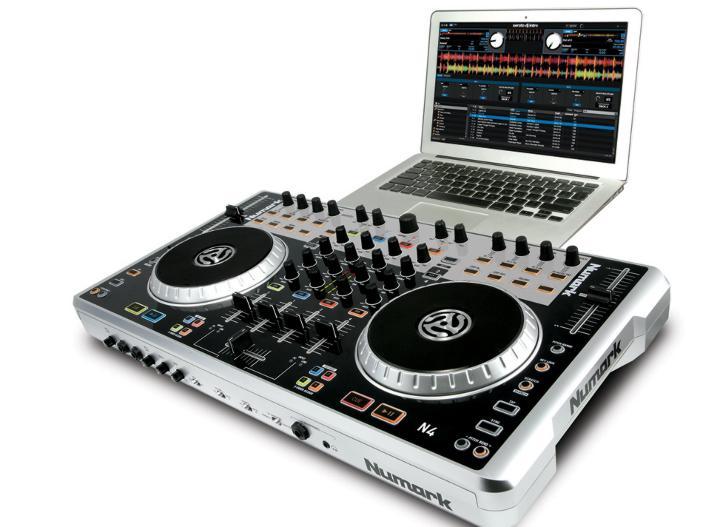 new numark mix deck express software